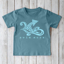 Swim T-shirt for Children | SWIM MORE Uni-T
