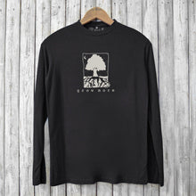 Grow More, Long Sleeve T-shirts for Men Uni-T