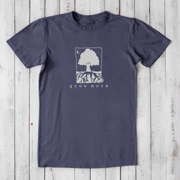 Eco-friendly T-shirt | Bamboo Clothing | Tree T shirt | Gardening Tee