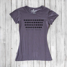 Women's Vintage Typewriter T Shirts - Write More Uni-T
