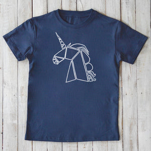 Unicorn T-shirt for Kids Uni-T