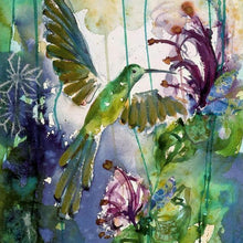 Jewel in the Cloud Forest - Giclee Print Uni-T