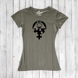 Woman Symbol | Female Symbol | Tee Shirts for Women | Cute T shirts