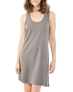 Effortless Cotton Modal Tank Dress : LIMITED