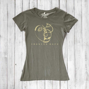 Artistic Tee | T-shirt Art | Sustainable Clothing | Unique T-shirts