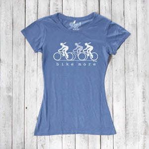 Bicycle T shirt | Gifts for Cyclists | Cycling Gifts - Uni-T