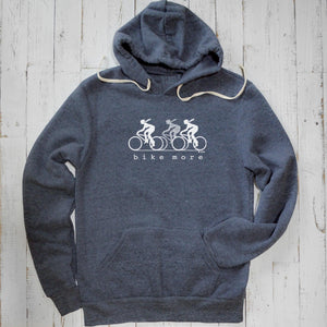 BIKE MORE Hoodie for Women Uni-T