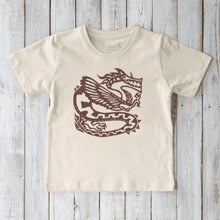 Ancient Dragon Shirt for Kids Uni-T