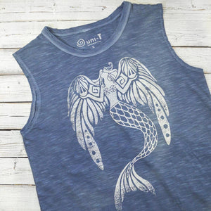 Sleeveless T-shirt - The Magnificent