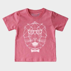 Lion T-shirt for Kids Uni-T KSS