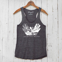 Racerback Tank Top - Create More