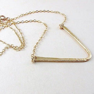 Chevron necklace Uni-T