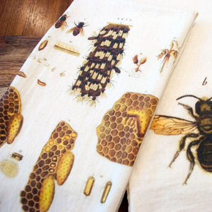 Bee Flour Sack Towels