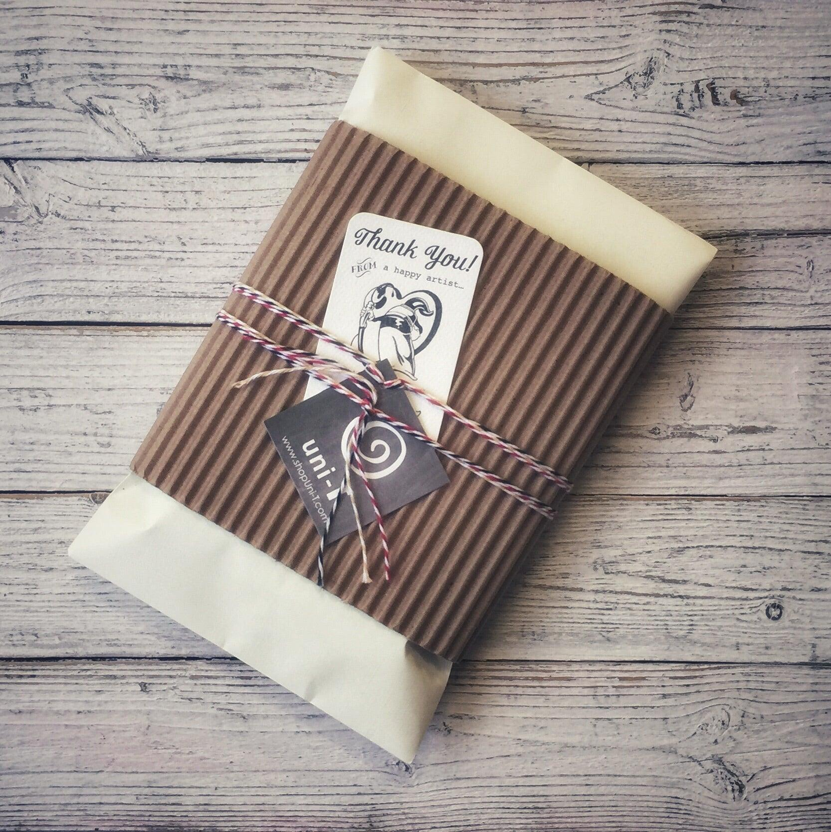 Eco-friendly Gift Packaging for T-shirts | Eco-conscious