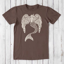 Unique T-shirt Design | Mermaid T-shirt | Eco friendly Clothing - Uni-T