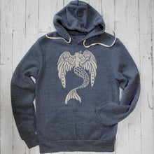 The Magnificent - Mermaid Unisex Hoodie Uni-T