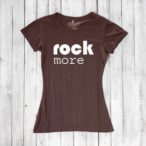 Rock and Roll T shirts | Women's Concert T-shirt | Bamboo Clothing