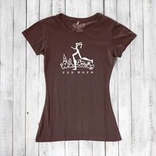RUN MORE T-shirt for Women Uni-T
