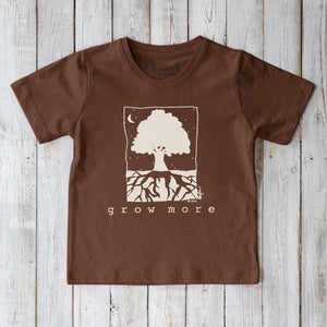 GROW MORE Kids Tree T-shirt Uni-T