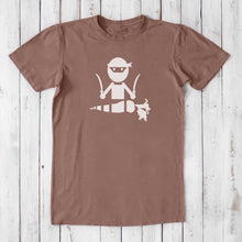 Vegan T-shirts | Vegetarian Shirt | Ninja T Shirt | Men's Graphic Tee