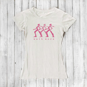 walker t shirt | Bamboo T-shirt for Women | Sustainable Clothing