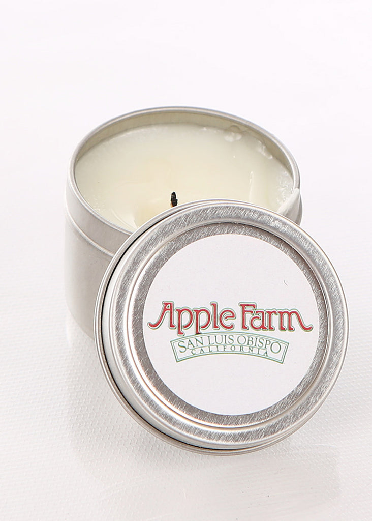 Apple Farm Tin Candle
