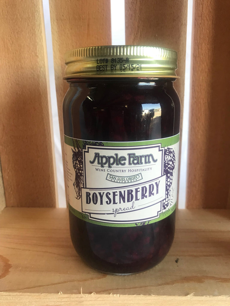 Boysenberry Spread