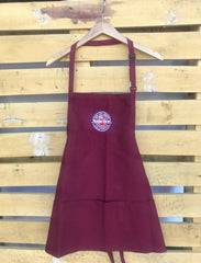 Apple Farm Logo Apron