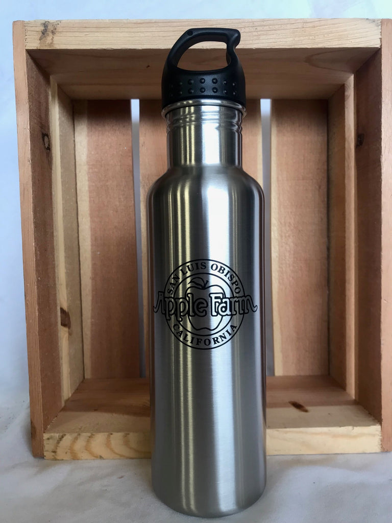 Apple Farm Stainless Steel Water Bottle