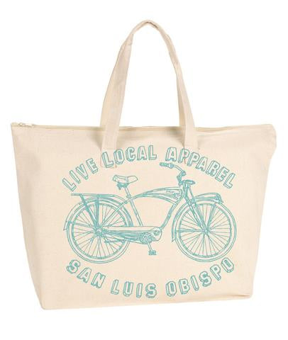 Live Local Tote Bag