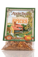 Hot Mulled Cider Spices