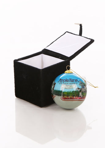 Apple Farm Gift Shop Ornament
