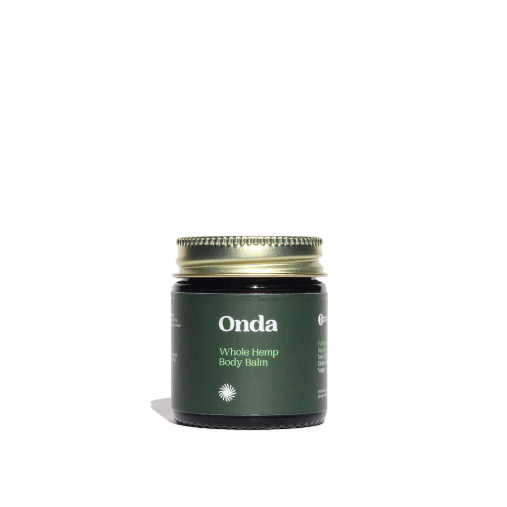 Onda CBD Relief Travel Size Body Balm - Modern Monk CBD Shop