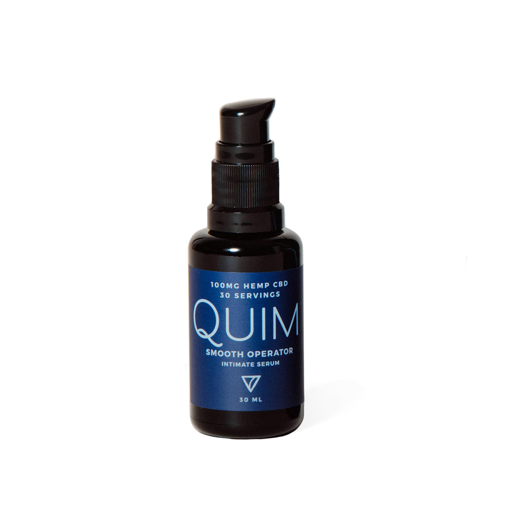 Smooth Operator Intimacy Serum - Modern Monk CBD Shop