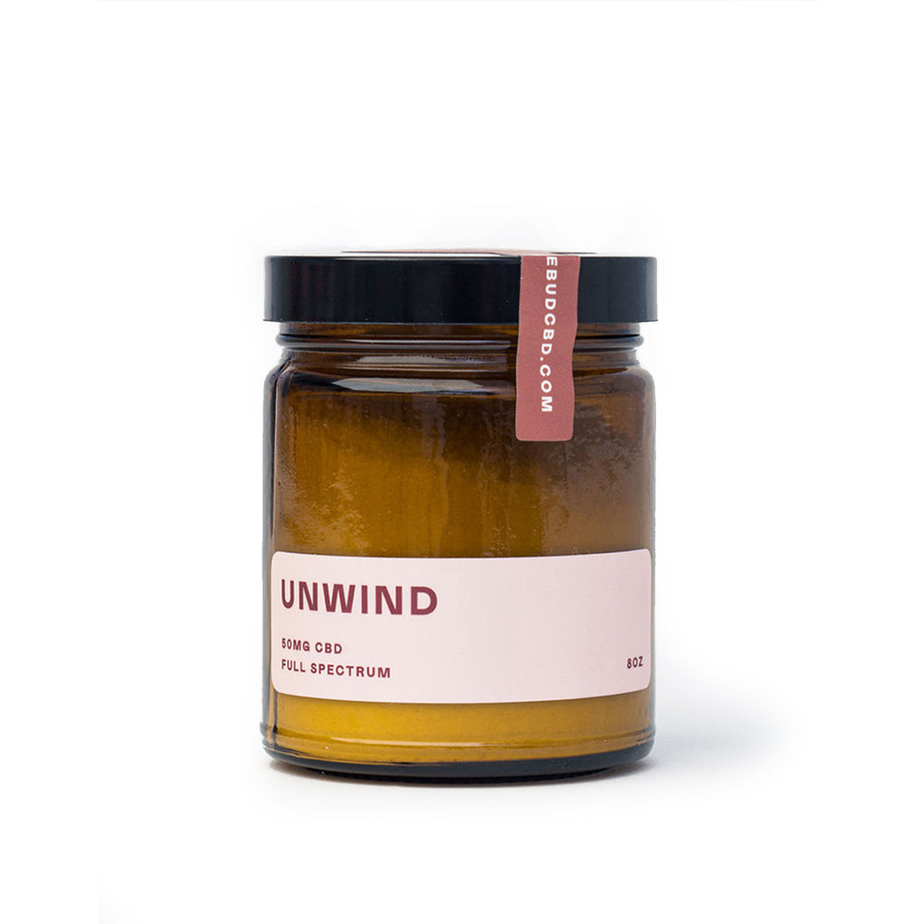 UNWIND Bath Soak - Modern Monk CBD Shop
