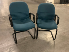 Visitor/Foyer Chairs (set of two)