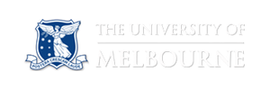 University of Melbourne Footer Logo