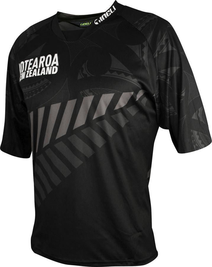 New Zealand MTB Trail Jersey