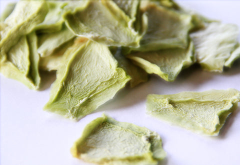 Dried Honeydew