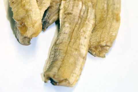 Lime Dipped Dried Banana