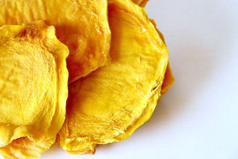 (A) Dried Mango Beautifully Delicious