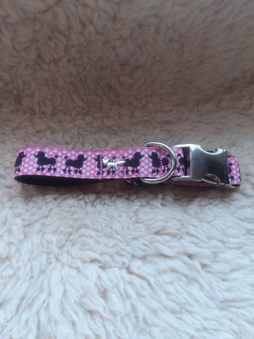 Poodle Party, Custom Buckle Collar