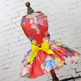 Clairsse Floral Summer Party Dress