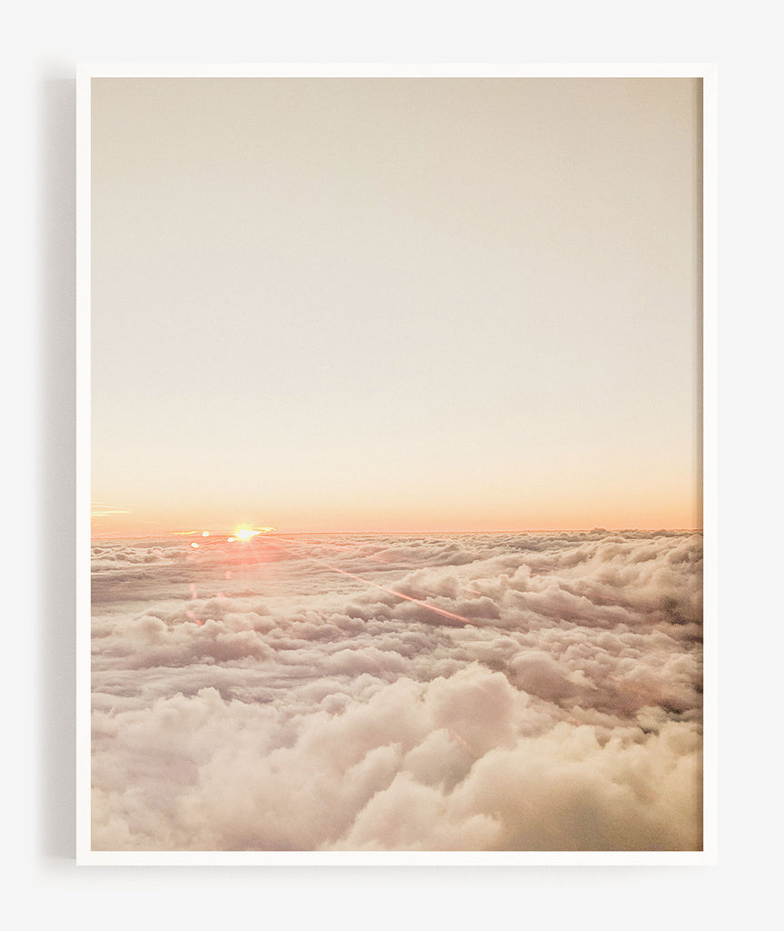 Above the Clouds Print