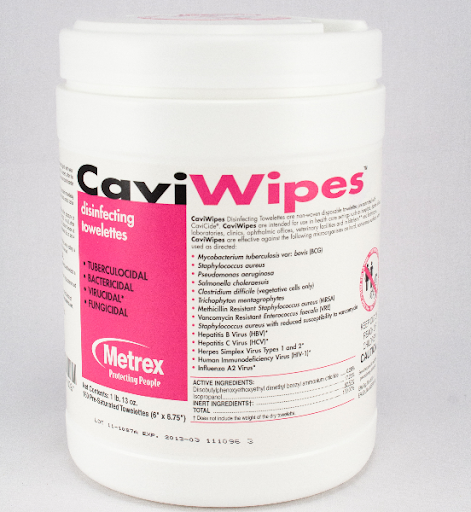 Cavi Wipes - 160 Wipes