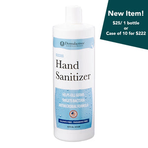 Dermalactives Hand Sanitizer