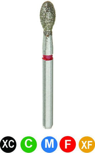 Dentalree Economic Multi-Use Diamond Burs V-379/023
