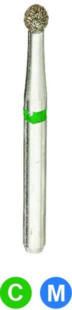 Dentalree Economic Multi-Use Diamond Burs V-801/018