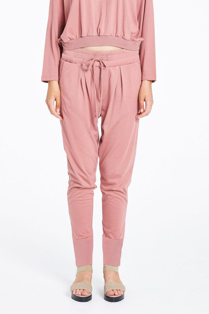 Plum Sweat Pant