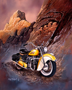 """Indian Motorcycle"""